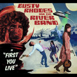 Cover Dusty Rhodes - First You Live