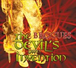 """Cover """"The Devil's Own Invention"""""""