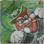 Graffiti in Dublin 2012