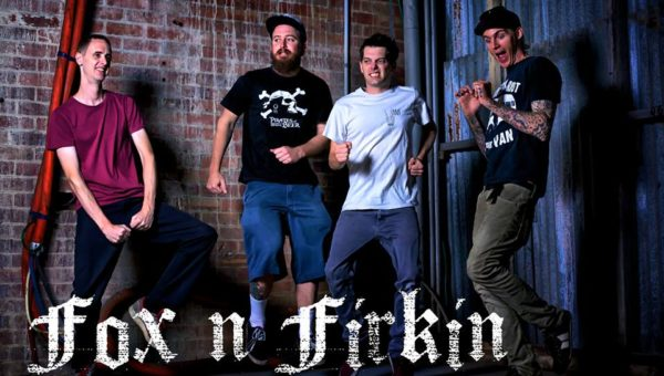 Fox N Firkin – Roppongi / To  Hell And Black (2013)