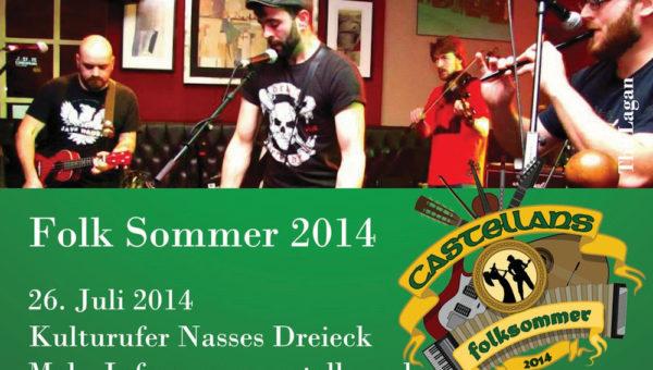 Castellans Folk Sommer 2014