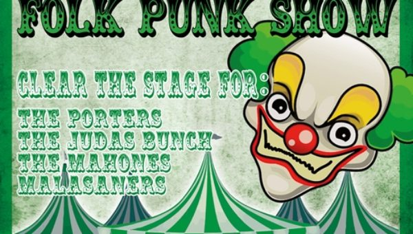 Welcome To The Folk Punk Show (Sampler, 2014)