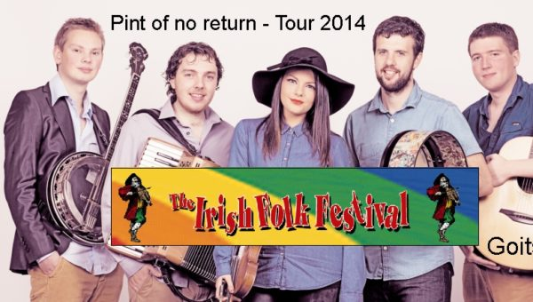 IFF 2014 – Pint of no return Tour