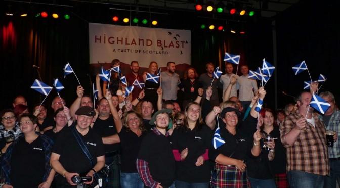 Highland Blast Rohrmeisterei Schwerte 08.11.2014