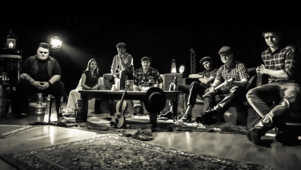 The O'Reillys and the Paddyhats –  Barrels of Whiskey (Video) und Record Release Party