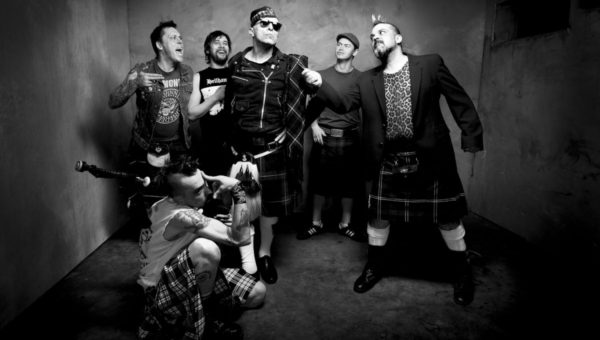 The Real McKenzies – Rats in the Burlap (2015)