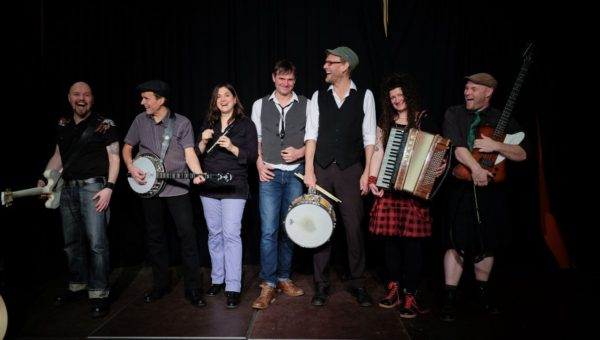 The Rogues From County Hell – Irish Dervish (2015)