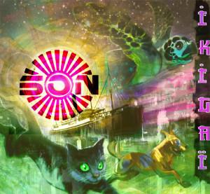 SonRockBand – Ikigai (2015)