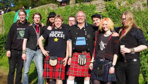 Kilkenny Knights beim Keltic Festival Hohenlimburg