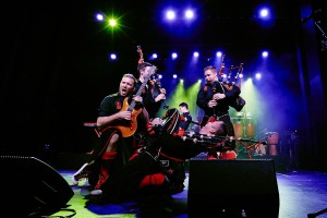 """Celtic Night"" auf der Loreley"