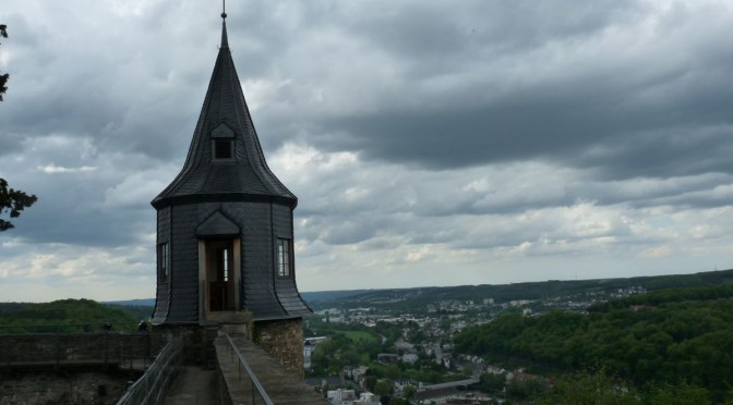 Blick von der Burg HoLi