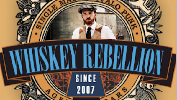 The Whiskey Rebellion – Demos (2016)