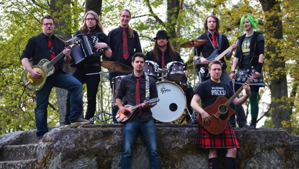 Kilkenny Knights – Highland Rebels and Lowland Buskers