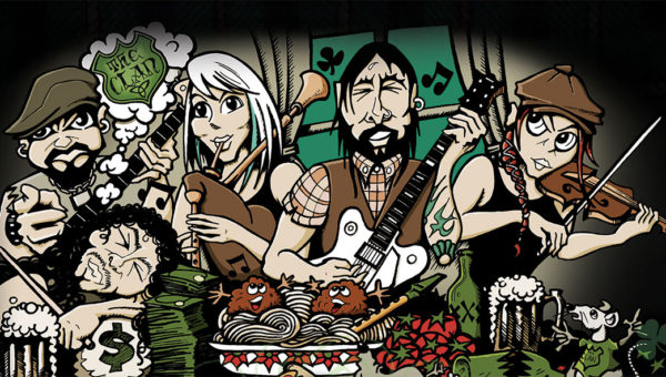 The Clan – All In The Name Of Folk (2016)