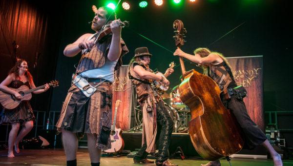 Harmony Glen – Live In Bremen (2016)