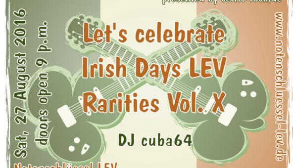 celtic-rock.de @ 8. Irish Days Leverkusen