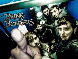 Drink Hunters – Two shameless acoustic songs