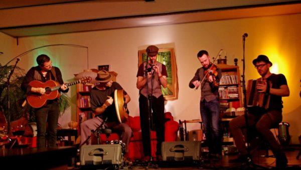 Doolin – Irish Folk aus Frankreich auf Deutschlandtour