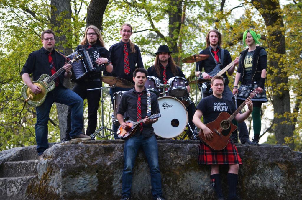 Bandfoto Kilkenny Knights 2015