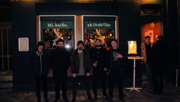 Mickey Rickshaw acoustic live @ Notenschlüssel LEV 2017