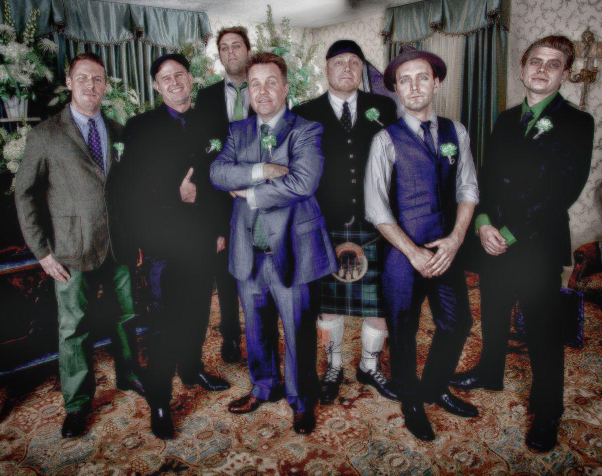 Bandfoto Dropkick Murphys