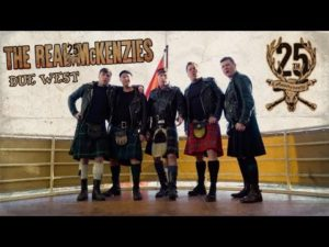 The Real McKenzies – Due West