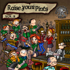 Raise Your Pints 2 Cover