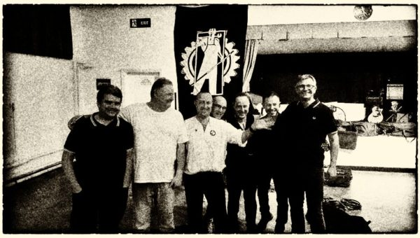 THE WHISKY PRIESTS – 2017 Reunion!